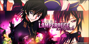 Lelouch Signature (Code Geass 1 and R2) by HarmoniaFreak