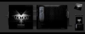 Tool CD cover by codependent