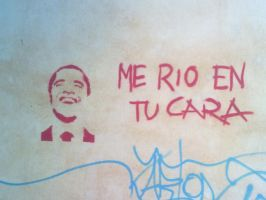 Obama Bin Laden in your face by gambel2gambel