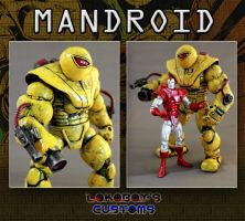 Classic Mandroid by Lokoboys
