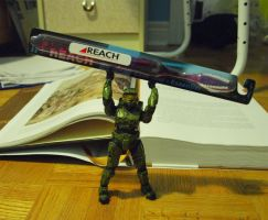 Halo REACH by SuperSparkplug
