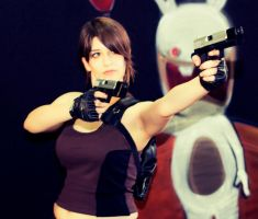 Lara Croft - Tomb Raider Underworld by Visual-Aurelie
