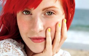 hayley williams by floppe