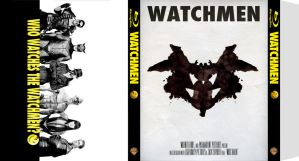 watchmen slipcover by yoyas89