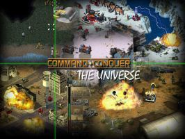 how to set resolution command and conquer origion
