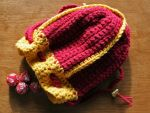 Gryffindor Dice Bag FOR SALE by ArielManx