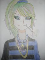 Getting Back to Colored Pencils by hayameh03