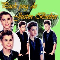 Justin Bieber Pack PNG by FlorEditions