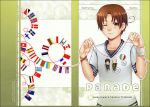 APH Parade fanbook cover by Radittz
