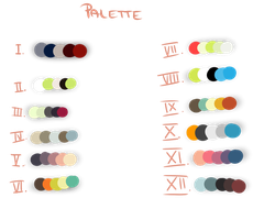 Palette Adopts || OPEN by x-Blacky-x