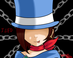 Trucy Wright. by kratos93