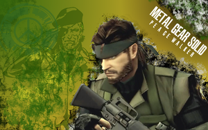 Metal Gear Solid PW by dpmm07
