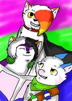 Contest Entry for Tetraphobic by space-kiid