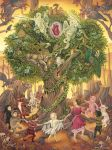 """Tree of Life"" by Heather Watts by STF-Wooly"