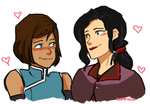 (snaps fingers) korrasami by hassoutobi