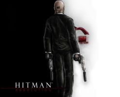 HITMAN ABSOLUTION by VamkireTrannel