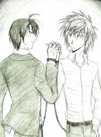 Handcuffs by Kurobara-sama