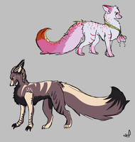.:Old Ocs Adopts Auction:. (CLOSED) by Eri-Freak