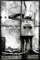 When the walls were talking by Loucos