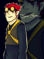 Xiaolin Chronicles: Jack Spicer by WildCards
