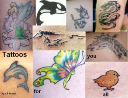 tattoos4youall by orcalover165