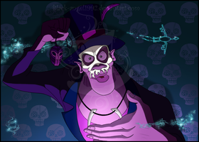 Shadow Man by black-angel1992