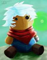 The Kid by Ragamuffin-Express