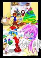 merry christmas... by GrandStar