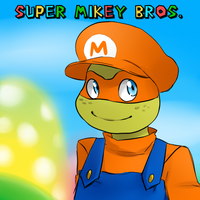 super mikey bros by TSCLonix