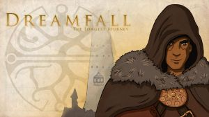 Cry Plays: Dreamfall - The longest Journey - Kian by TheDreamTraveler