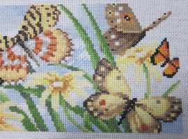 Butterfly Vignette WIP Part 2 by Mattsma