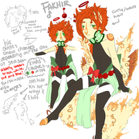 Fakhir quick ref sheet by Jellygay
