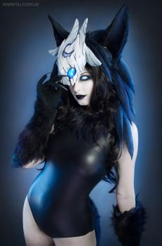 Kindred - League of Legends by Kinpatsu-Cosplay