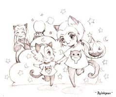 halloween night by Lovepeace-S