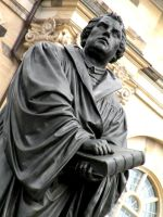 Martin Luther Statue by WillFactorMedia