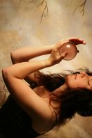 Ivy Queen with Crystal Ball by Ange1ica-Stock