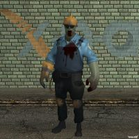 XNA Engineer zombie by X-N-A