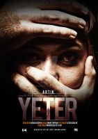 Yeter Film Afisi - Enough Movie Poster by kanshave