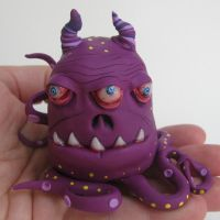 mealy monster land Myron by mealymonsterland