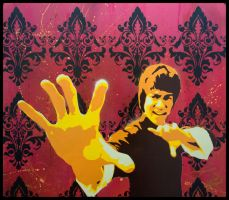bruce_lee_premium_print by jois85