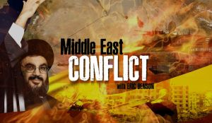 middle eastern crisis title by eEl886