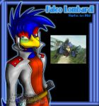 Falco:Brawl by MidNight-Vixen