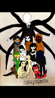 Creepypasta Shtuffs (COMPLETED) by WicketTheMage