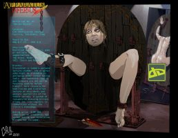 Apparatus Infernus ~ Xerxes Shield by CeeAyBee