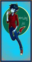 Marshall Lee, for Natalie by Chama