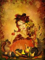 Taste of autumn by Nataly1st