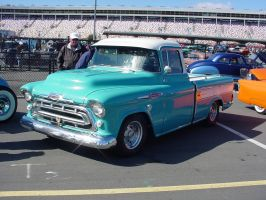 1957 Chevrolet Cameo 3124 by Shadow55419