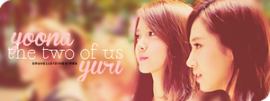 Yoona and Yuri - The two of us by sayhellotothestars