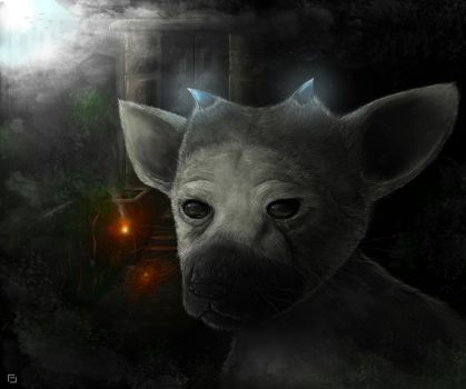 The Last Guardian by Illiterit
