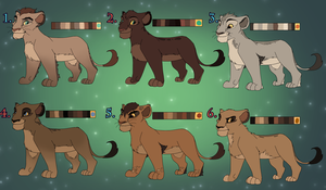 [closed] December Adopts by Anyahs